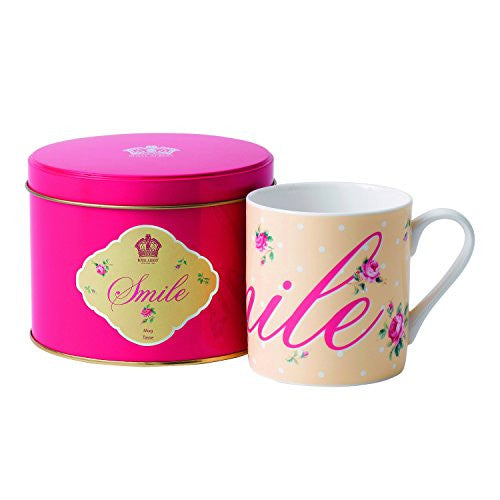 Royal Albert MARVELOUS MUGS SMILE 10.2 OZ