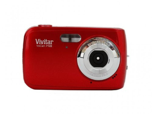 Vivitar 8.1MP Compact Digital Camera - Colors and Styles May Vary