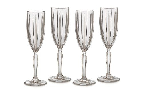 Marquis by Waterford Omega Flute, Set of 4