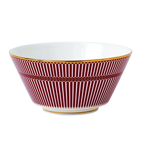 Wedgwood ANTHEMION RED ALL PURPOSE BOWL 6""