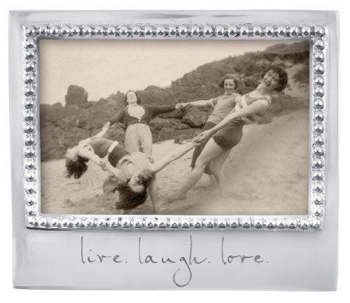 "Mariposa ""live. laugh. love."" Frame"