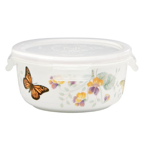"Lenox Butterfly Meadow Serve and Store 5.5"" Bowl"
