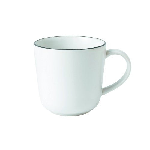BREAD STREET MUG 13.8 OZ WHITE