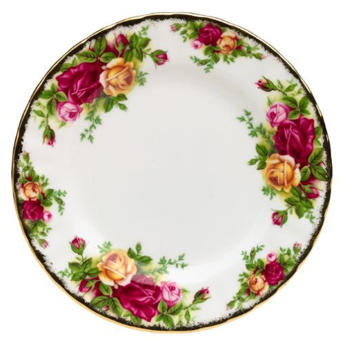 Royal Albert OLD COUNTRY ROSES BREAD & BUTTER PLATE 6.3""