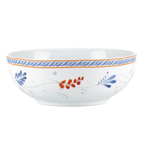 Gorham Kathy Ireland Home Spanish Botanica Vegetable Bowl
