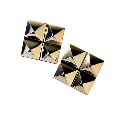 Waterford ELLA B GOLD FOUR STUD EARRING, PAIR