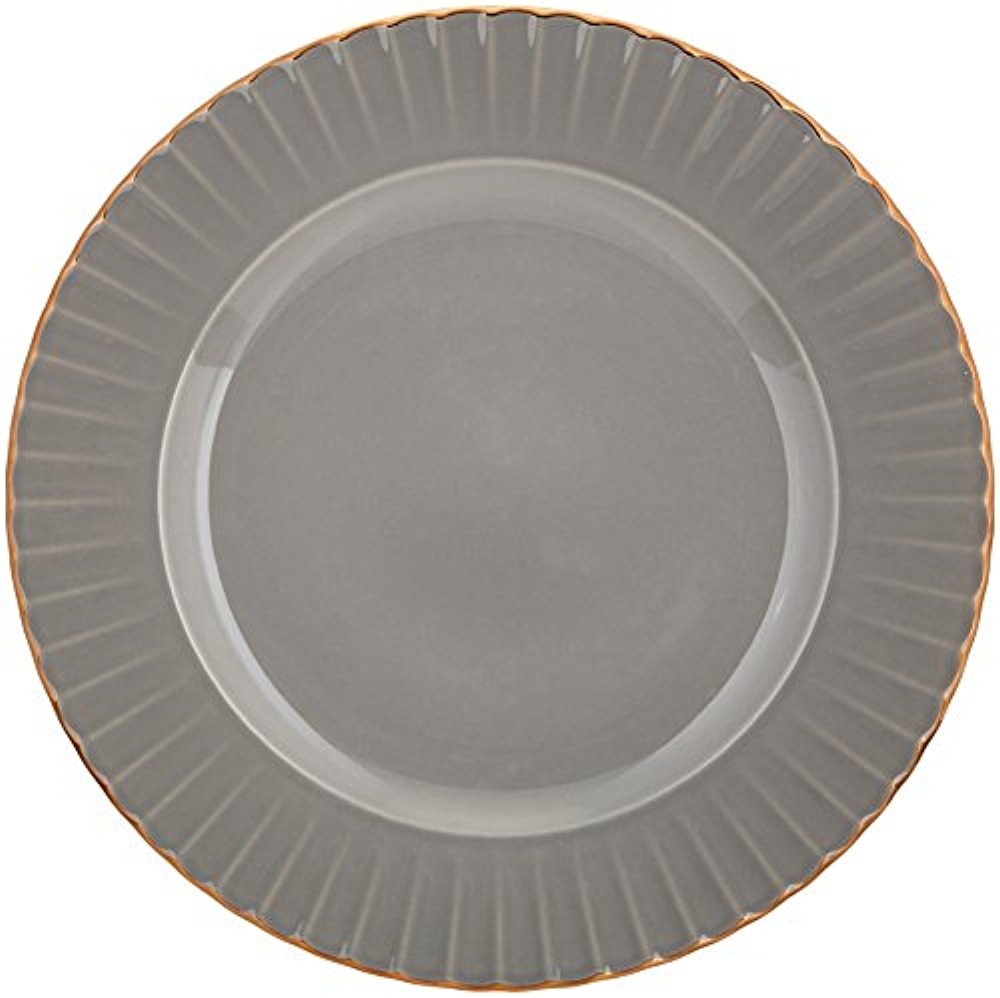 636dab498ac Marchesa Shades of Grey Accent Plate by Lenox – SilverSpoonStore