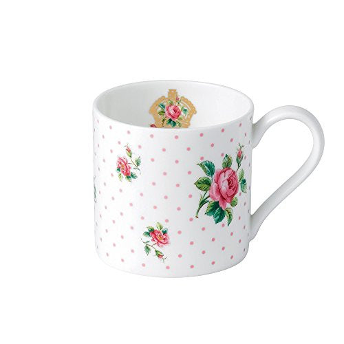 Royal Albert CHEEKY PINK MUG PINK ROSES