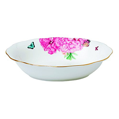 "Royal Albert MIRANDA KERR OPEN VEGETABLE BOWL 9"" FRIENDSHIP"