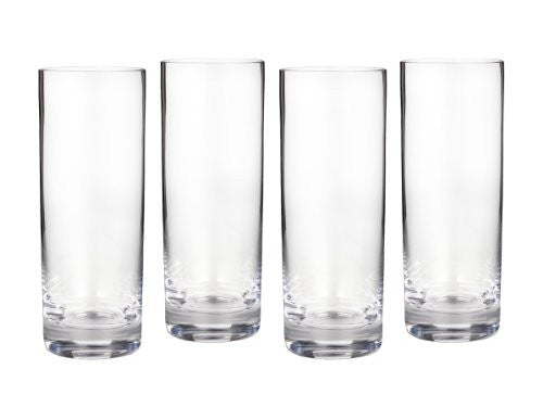 Marquis by Waterford Entertaining Collection Vintage HiBall, Set of 4