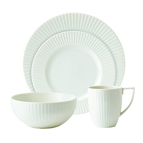 Wedgwood TISBURY 4-PIECE PLACE SETTING