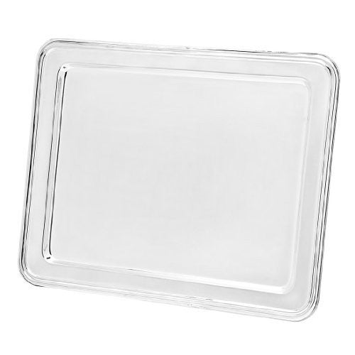 Godinger 19901 Rectangular Round Edged Tray