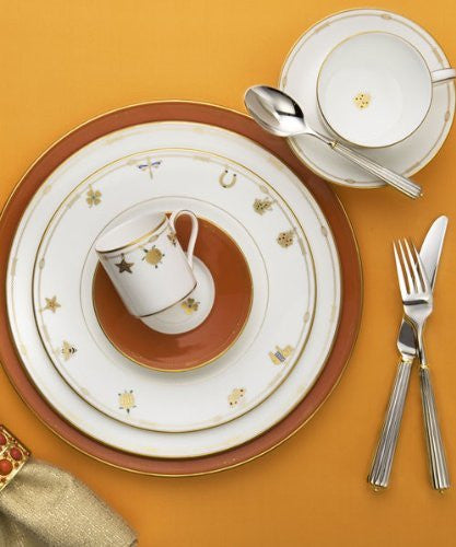 Monique Lhuillier for Royal Doulton Charms 5-Piece Place Setting