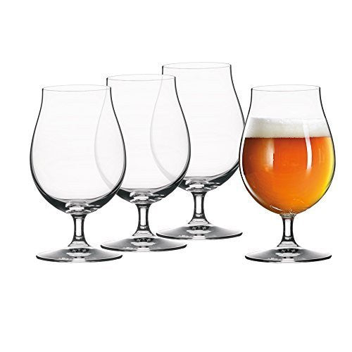 Spiegelau 4991974 Tulip Classics Beer (Set of 4), Clear by Spiegelau