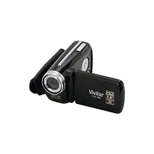 Vivitar 8.1MP Digital Camcorder with 4X Digital Zoom Video Camera with 1.8-In...