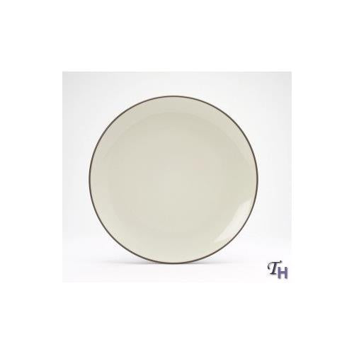 Noritake Colorware Chocolate Dinner Plate