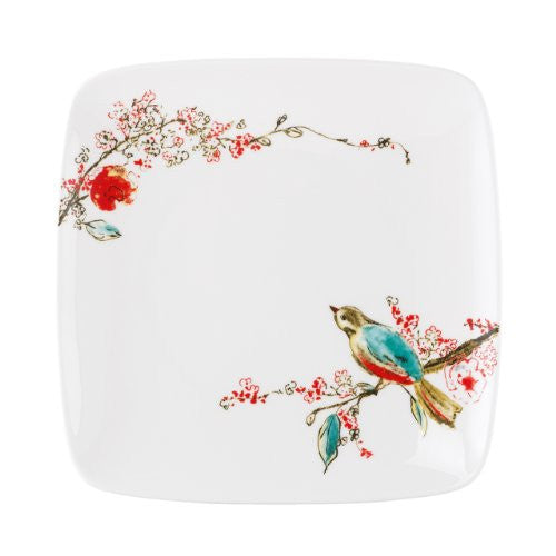 Lenox Simply Fine Chirp Square Accent Plate