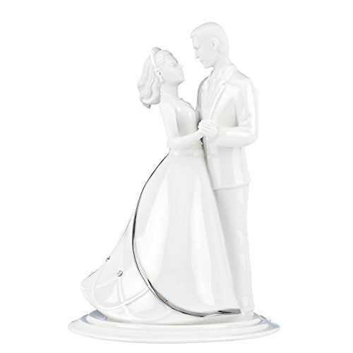 Bliss Cake Topper by Lenox