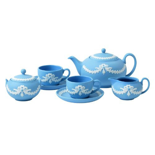 Wedgwood Miniature Tea Set