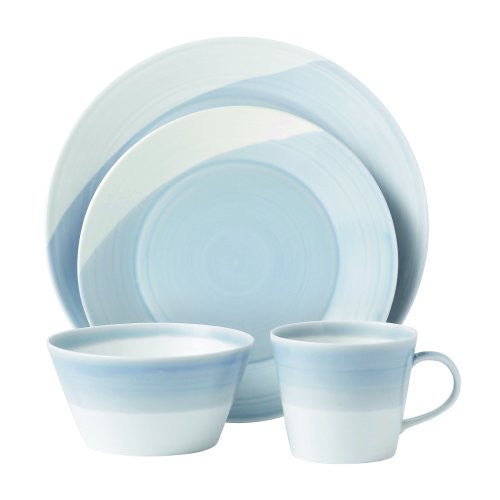 1815 BLUE 4-PIECE PLACE SETTING