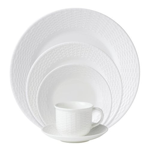 Wedgwood Nantucket Basket 5-Piece Place Setting, Service for 1