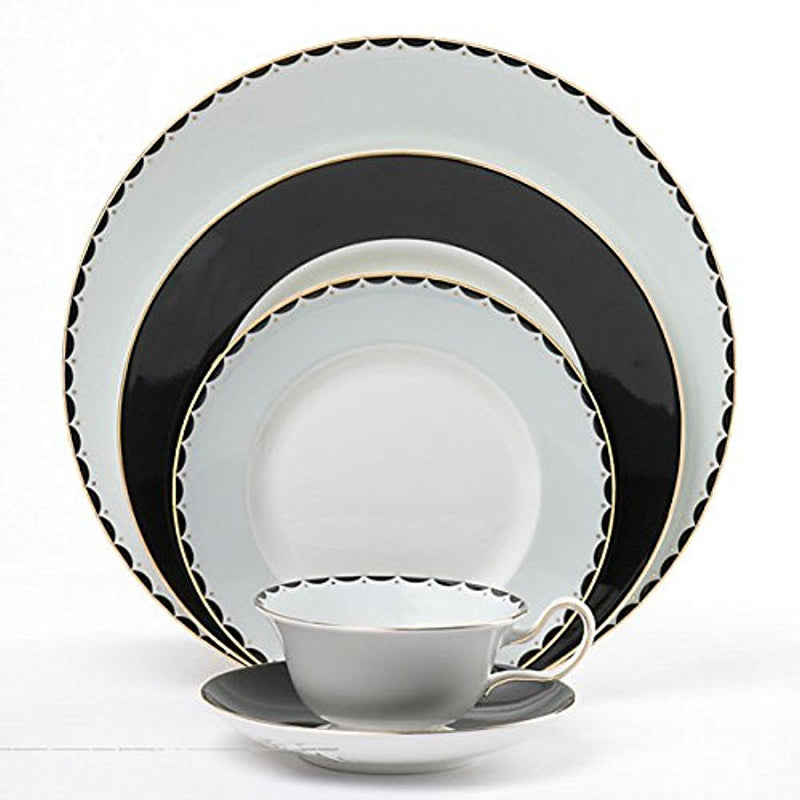 Barbara Barry by Wedgwood, Curtain Call 5 Piece Dinnerware set