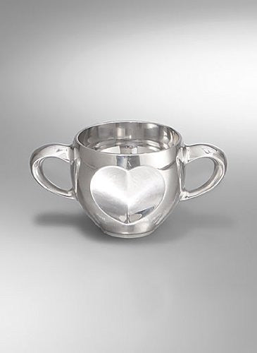 Nambe Baby Love Cup, Metal Alloy