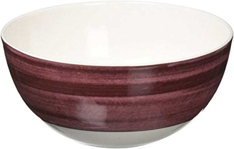 Mikasa Cadence Ruby Cereal Bowl, 6-Inch