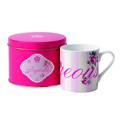 Royal Albert MARVELOUS MUGS GORGEOUS 10.2 OZ