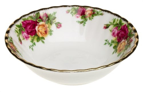 Royal Albert OLD COUNTRY ROSES ALL PURPOSE BOWL 5 OZ