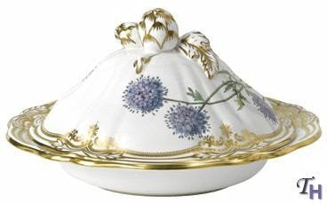 Spode Stafford Flowers Covered Vegetable Dish