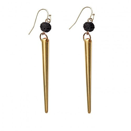 Waterford TRIXIE GOLD DROP EARRING, PAIR