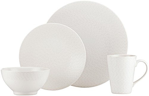 DKNY Urban Impressions 4-pc Place Setting, Parchment