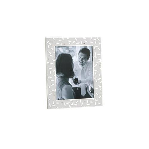 "Reed & Barton SEASONS OF LOVE collection frame - Valentine's Day Gift With Free Cleaning Cloth (5"" x 7"")"