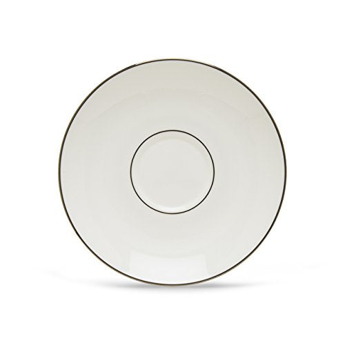 Lenox Continental Dining Platinum Bone China Saucer