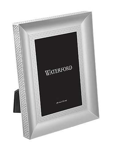 Waterford LISMORE DIAMOND 5X7 PICTURE FRAME
