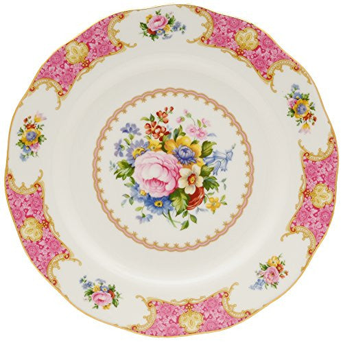 Royal Albert LADY CARLYLE DINNER PLATE 10.3""