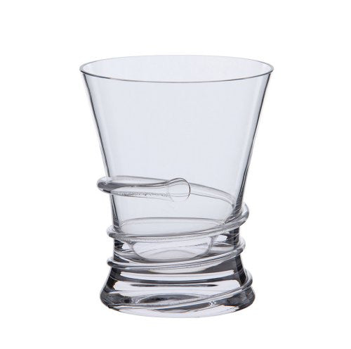 Dartington Crystal SPARK - SMALL TUMBLER PAIR 9.5 ounce, 4.3 inch tall
