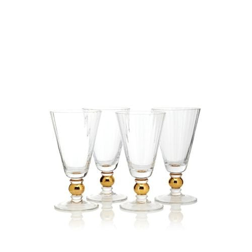Artland Set of 4 Jewel All Purpose Glasses