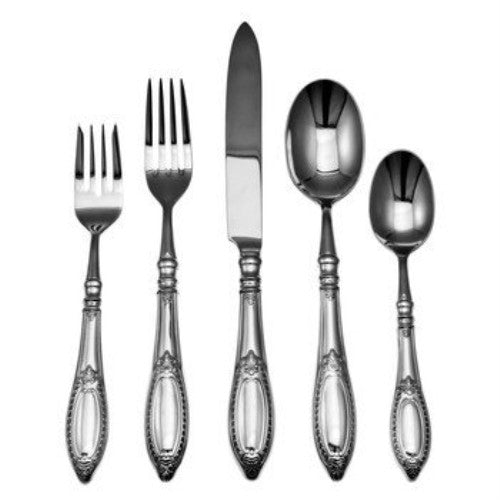 Ricci Donatello Stainless 20 Pc. Place Setting Service for 4