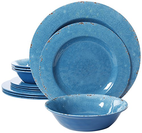 Mauna 12 pc Set - Blue