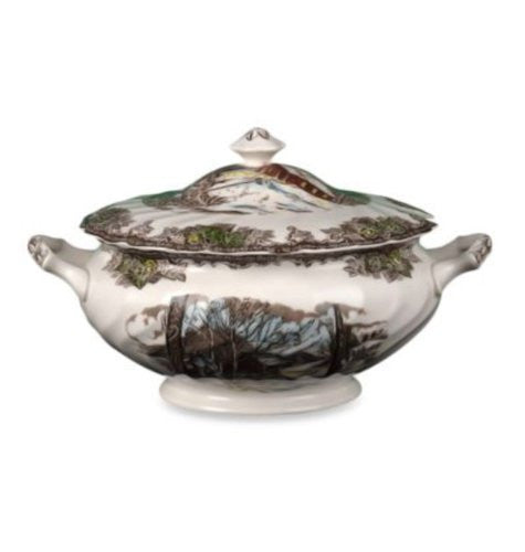 Wedgwood FRIENDLY VILLAGE SOUP TUREEN