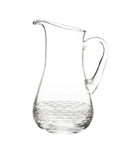 Qualia Glass Reef Pitcher