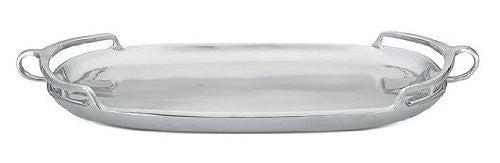 Dansk Kobenstyle Metal Rectangular Tray, 20