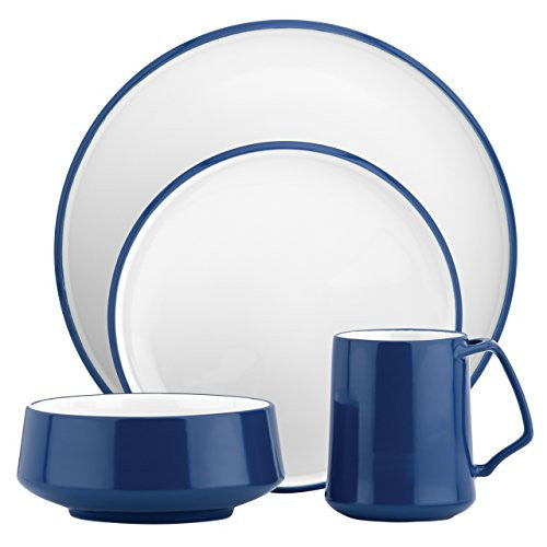 DANSK Kobenstyle 4-Piece Place Setting, Blue