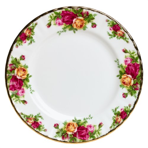 Royal Albert OLD COUNTRY ROSES SALAD PLATE 8""