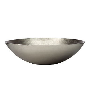"Donna Karan ""Burnished Metal"" Round Bowl - Large"