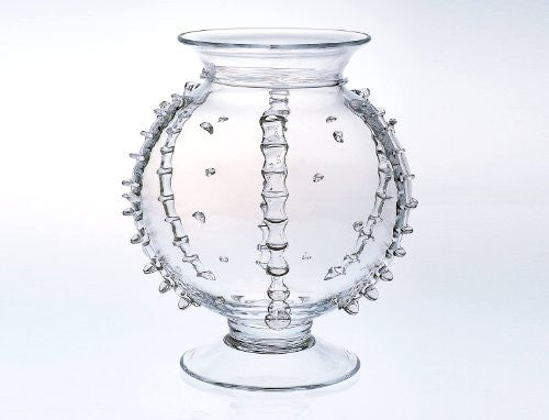 Juliska Harriet Clear Fishbowl Vase