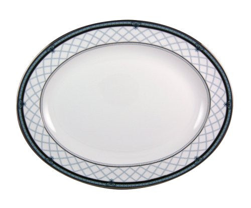 COUNTESS MEDIUM OVAL PLATTER 13.5""
