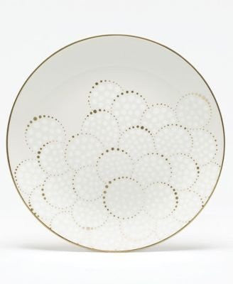 Barbara Barry inPearl Strandin Accent Plate, 8in